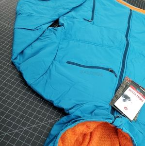 MARMOT ALPHA 60 JACKET - TURKISH TILE